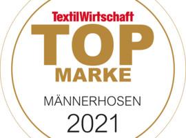 BRAX ist die Top-Marke für Männerhosen in Deutschland