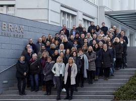 BRAX ehrt langjährige Mitarbeiter - 1585 Jahre Verbundenheit