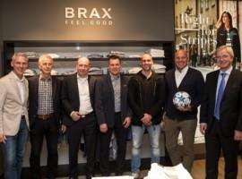 Borussia Mönchengladbach als BRAX Markenbotschafter