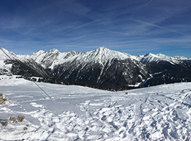 """""""Ski-intensiv-Woche"""" für BRAX Azubis"""