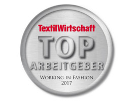 BRAX as the third best employer in Germany