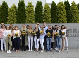 16 trainees start their careers at BRAX
