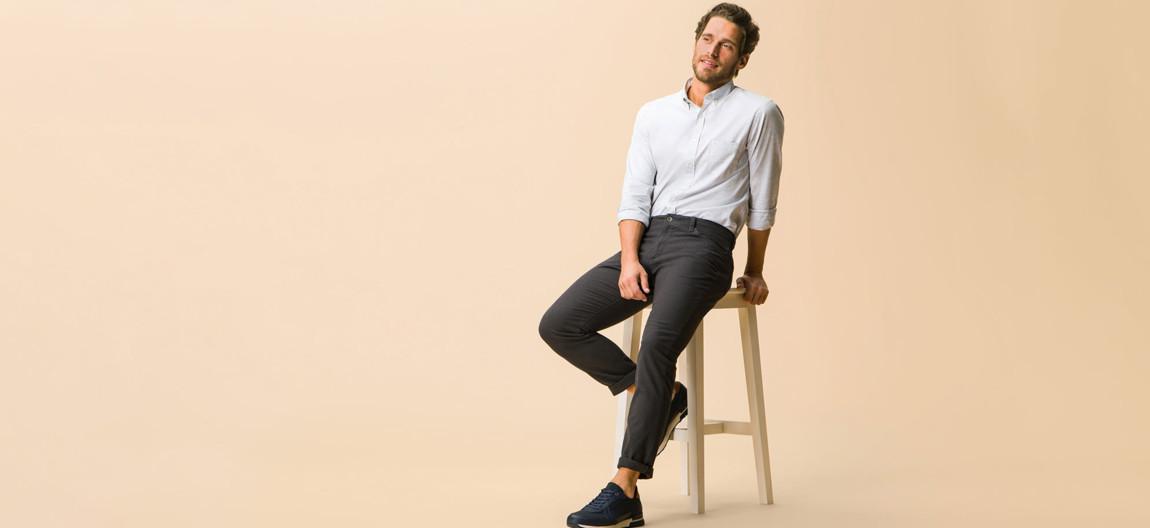 riesige Auswahl an neue Kollektion tolle Auswahl Herren-Hosen online kaufen - brax.at