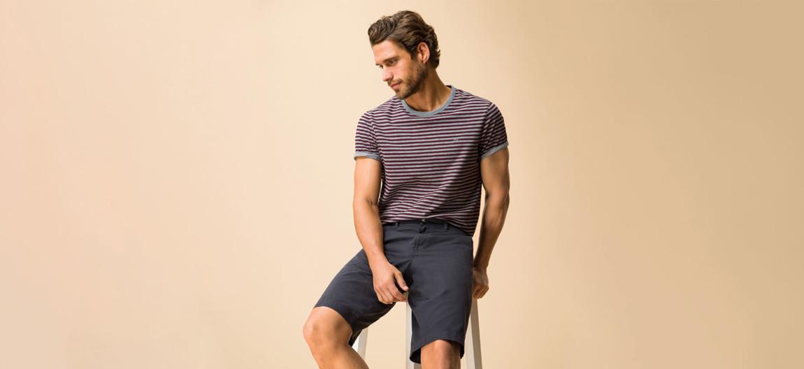 kwaliteitsproducten kwaliteit ontwerp lage prijs Heren shorts online bestellen - brax.nl